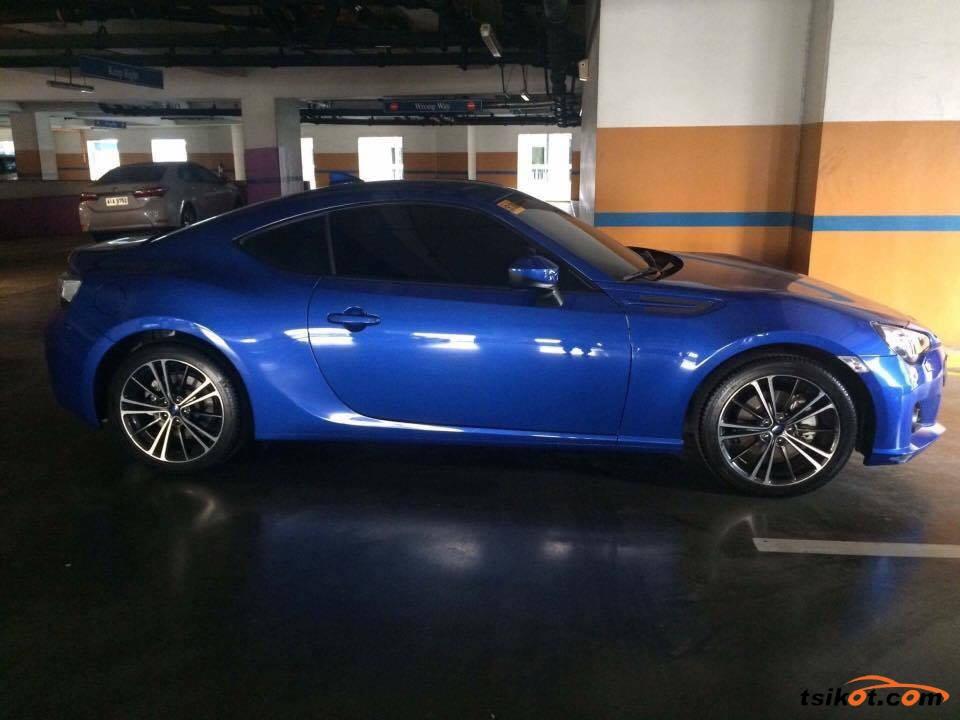 Subaru Brz 2016 - 2