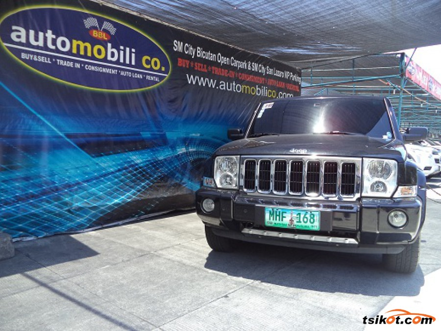 Jeep Commander 2010 - 4