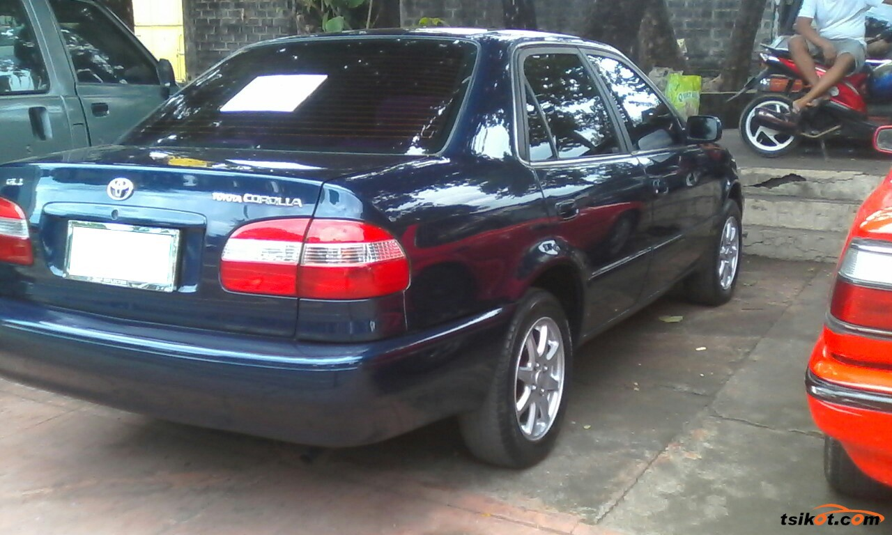 Toyota Corolla 1998 - Car for Sale Metro Manila
