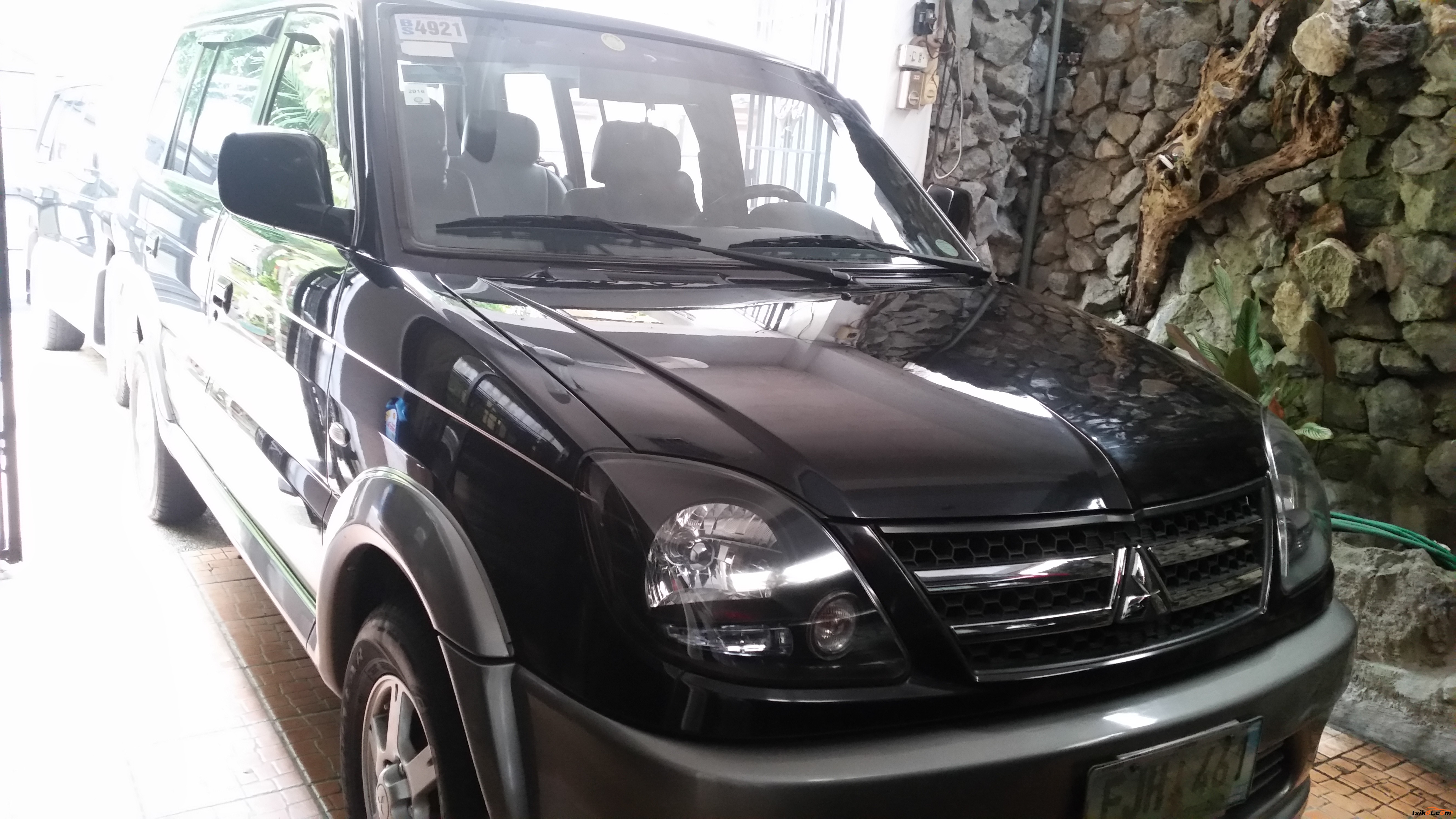 Mitsubishi Adventure 2013 - 8