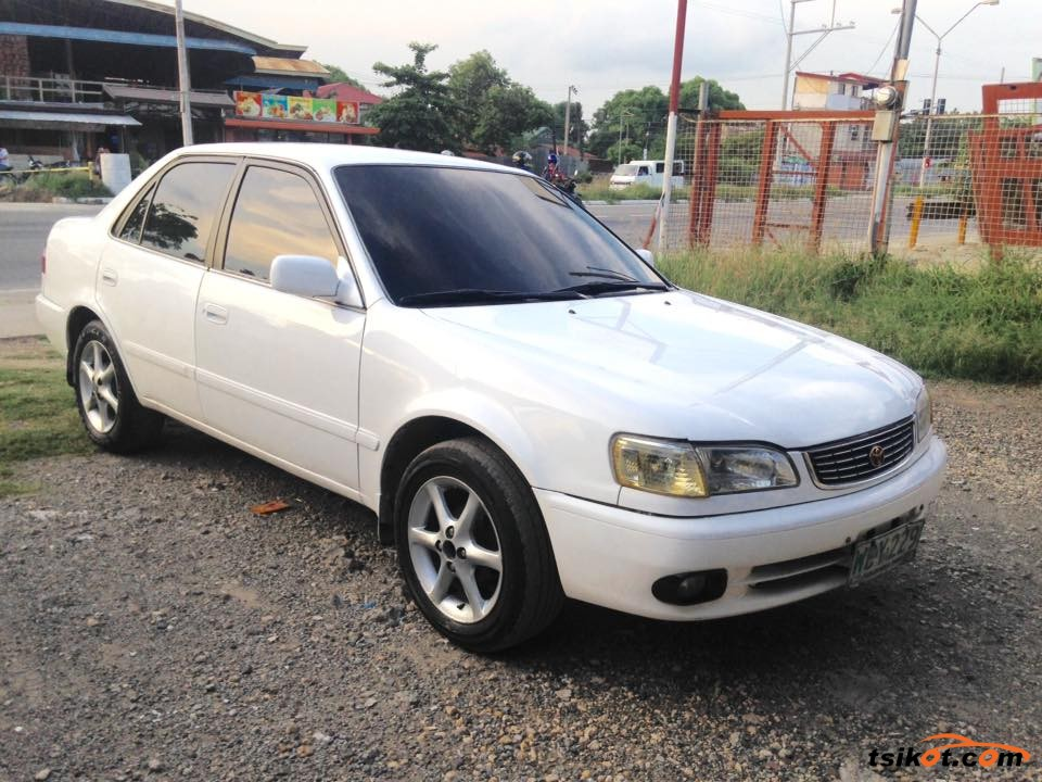 Toyota Corolla 1998 Car For Sale Central Visayas