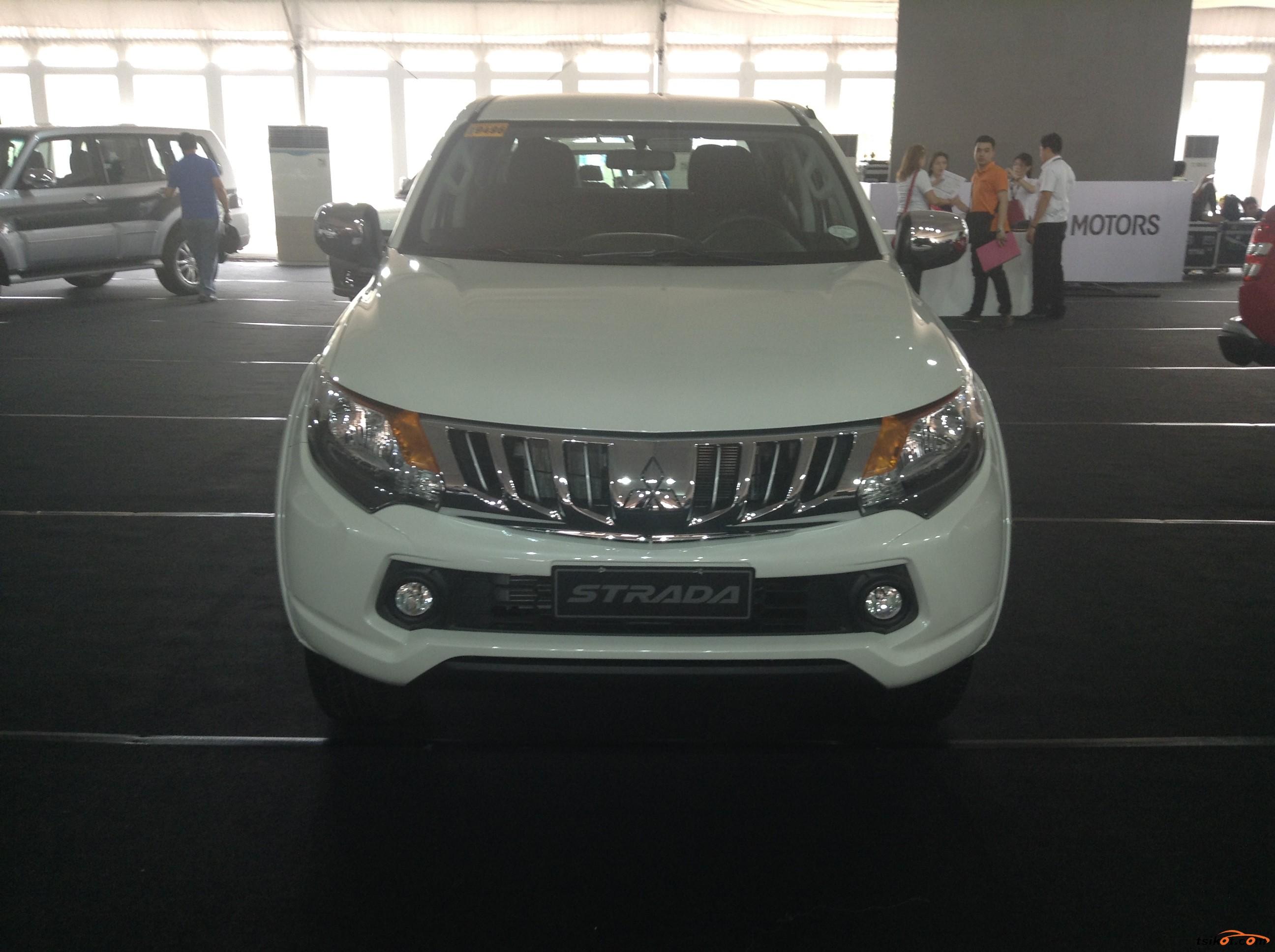 Mitsubishi Strada 2016 - 3