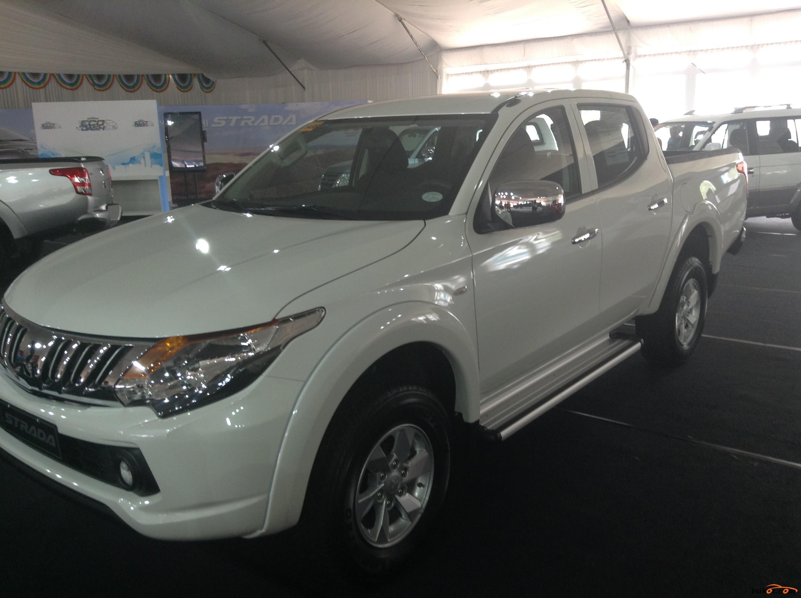 Mitsubishi Strada 2016 - 4