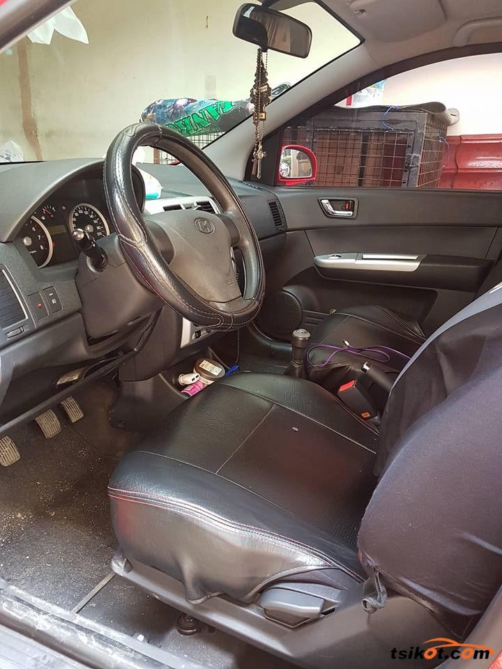 Hyundai Getz 2012 - 9