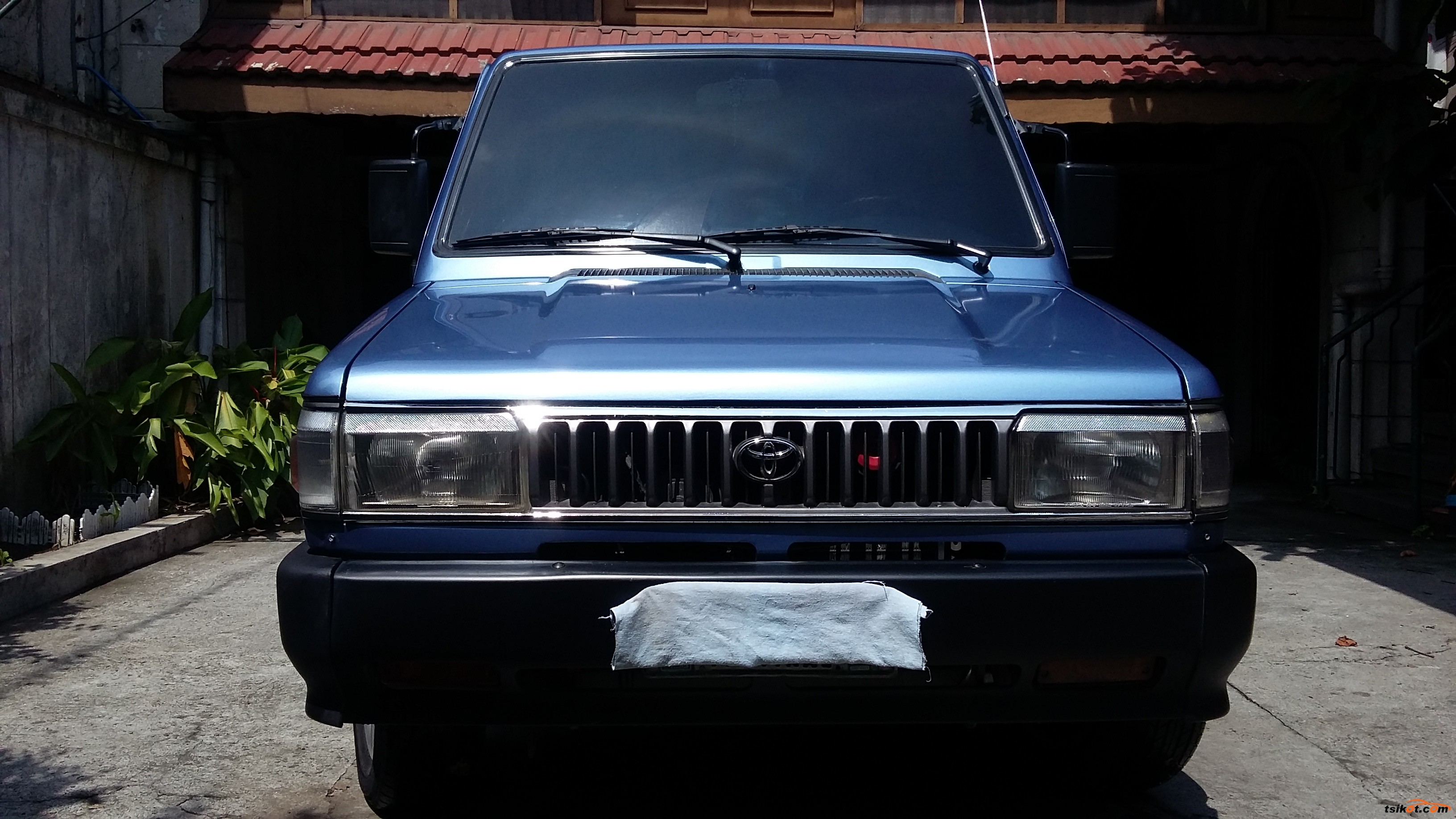 Toyota Fxs 1994 - 4