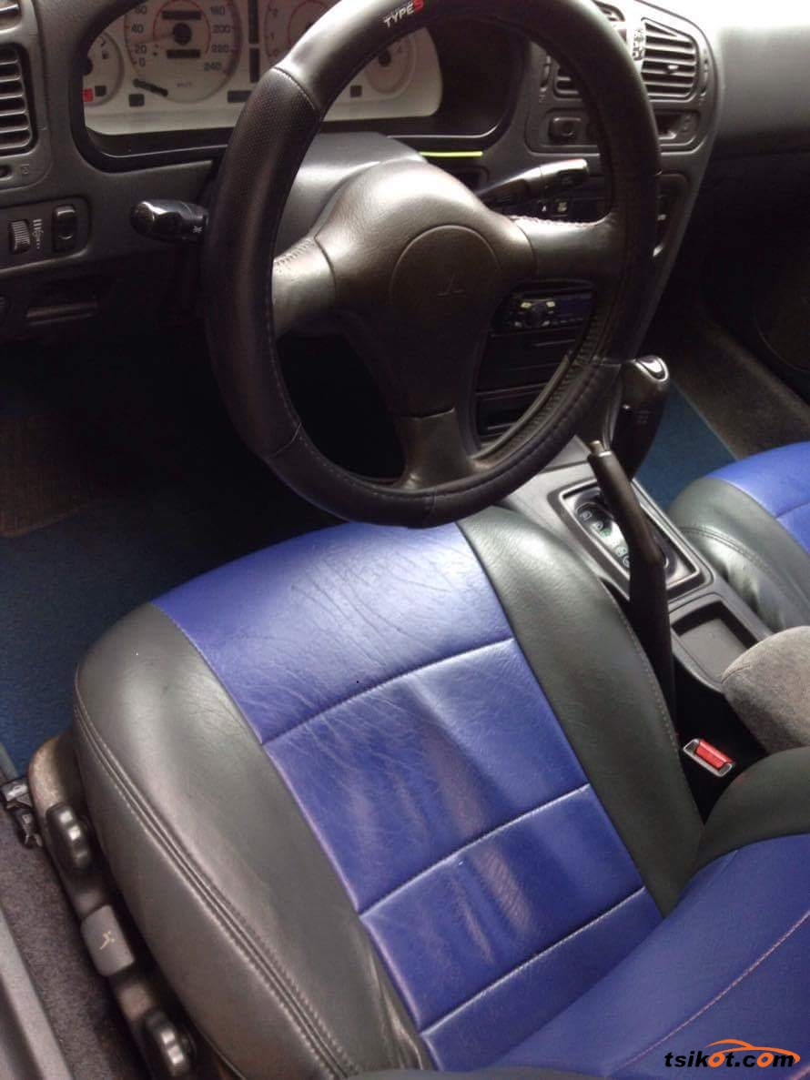 Mitsubishi Galant 1996 - 2