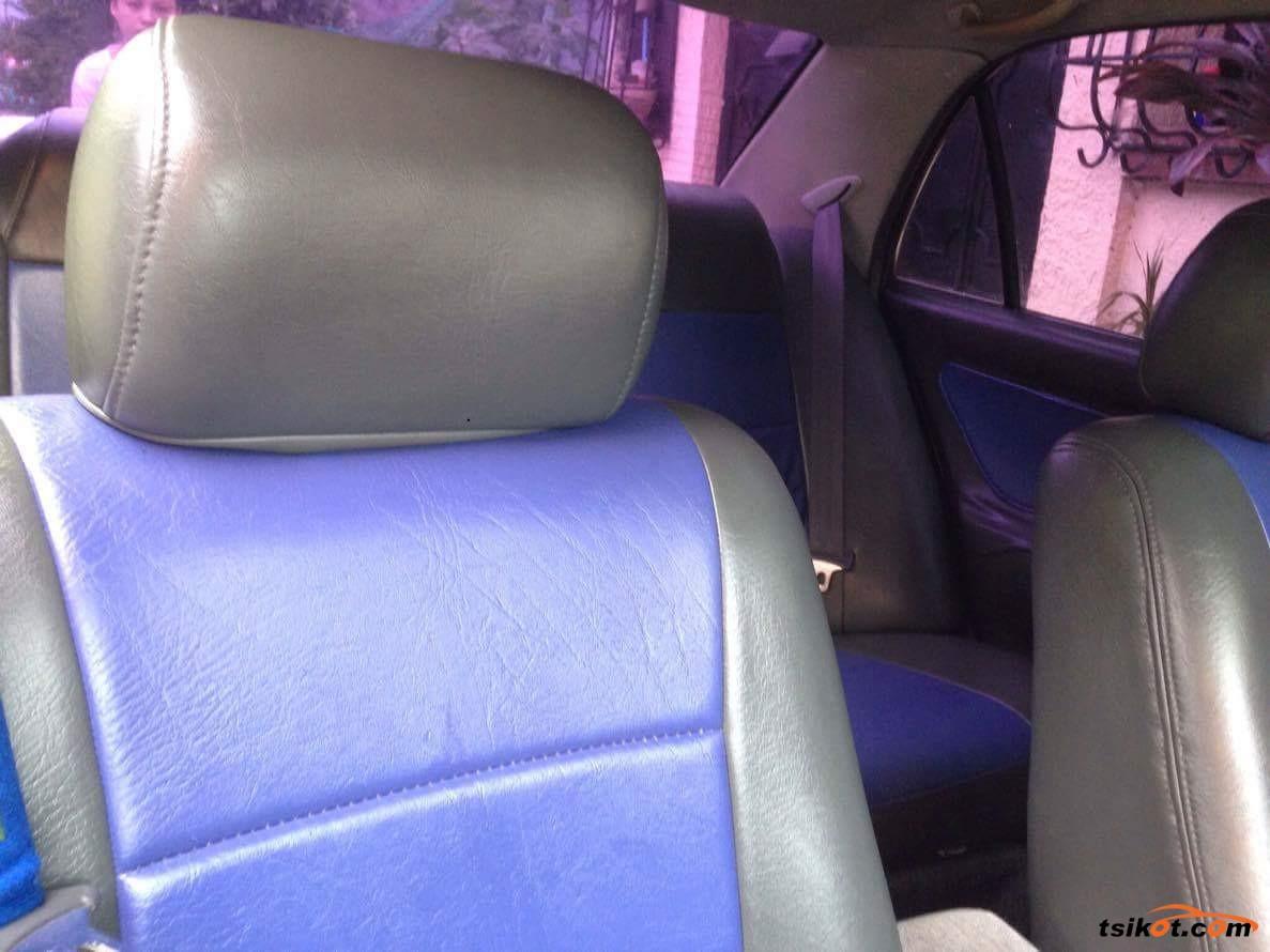 Mitsubishi Galant 1996 - 6