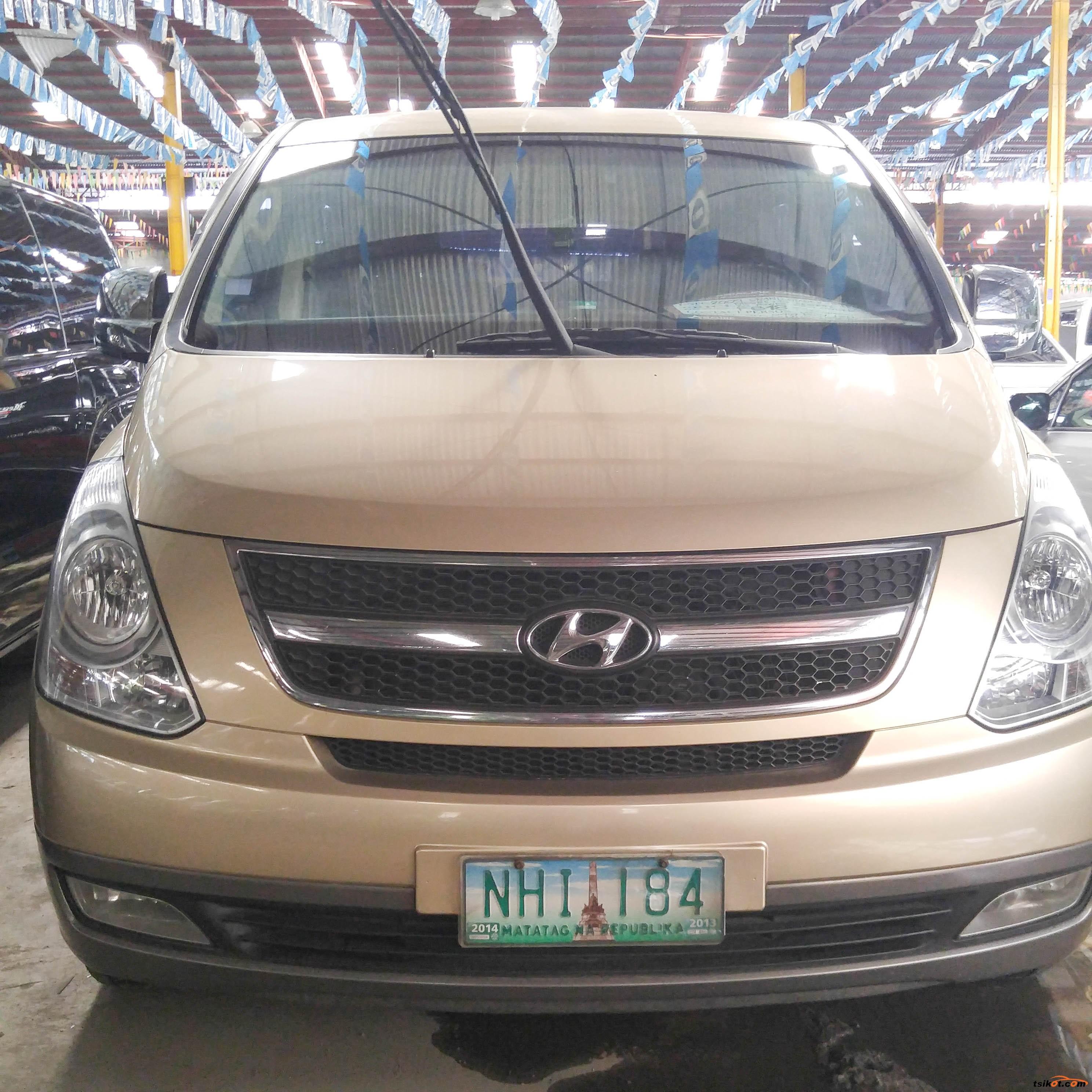 Hyundai G.starex 2009 - 1
