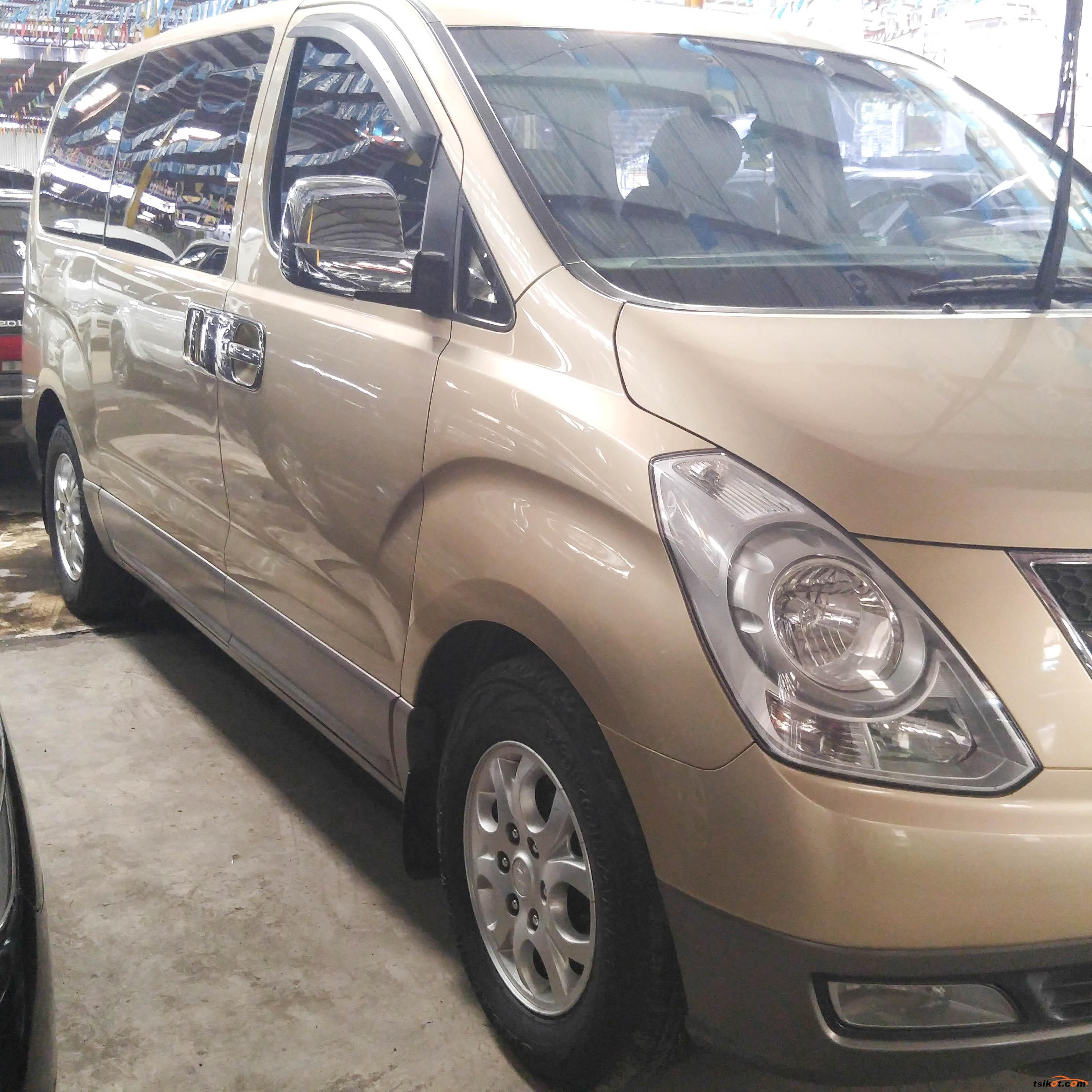 Hyundai G.starex 2009 - 2