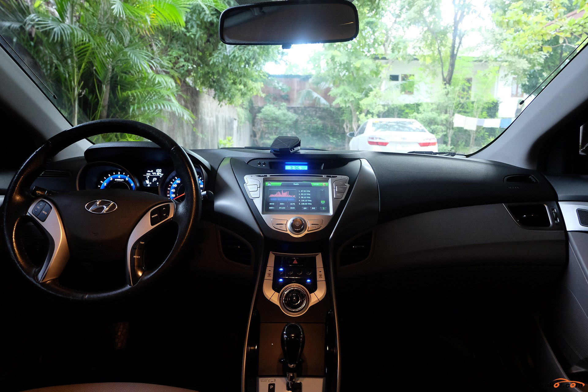 Hyundai Elantra 2011 - 8