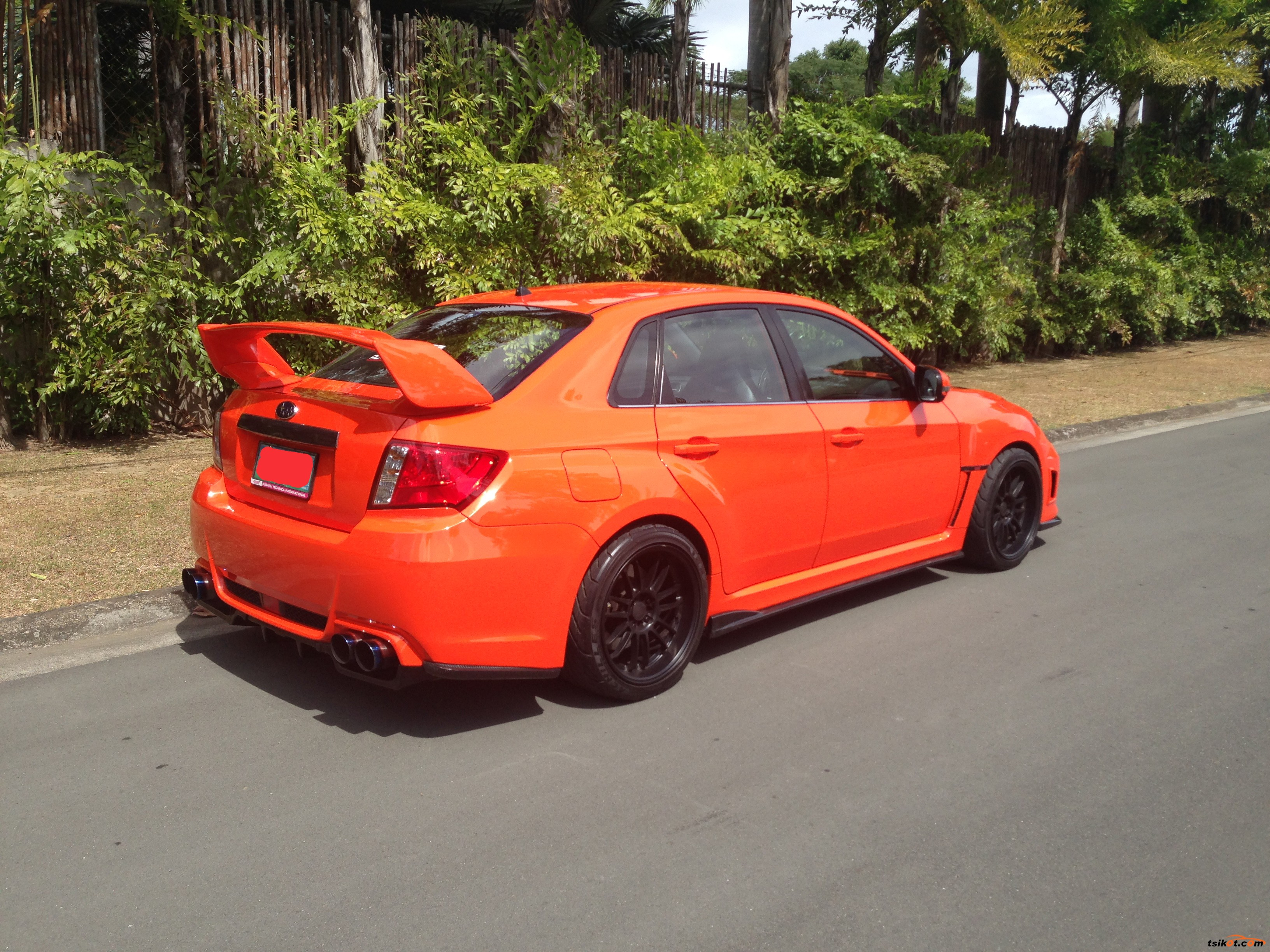 Subaru Impreza Wrx 2011 - 4