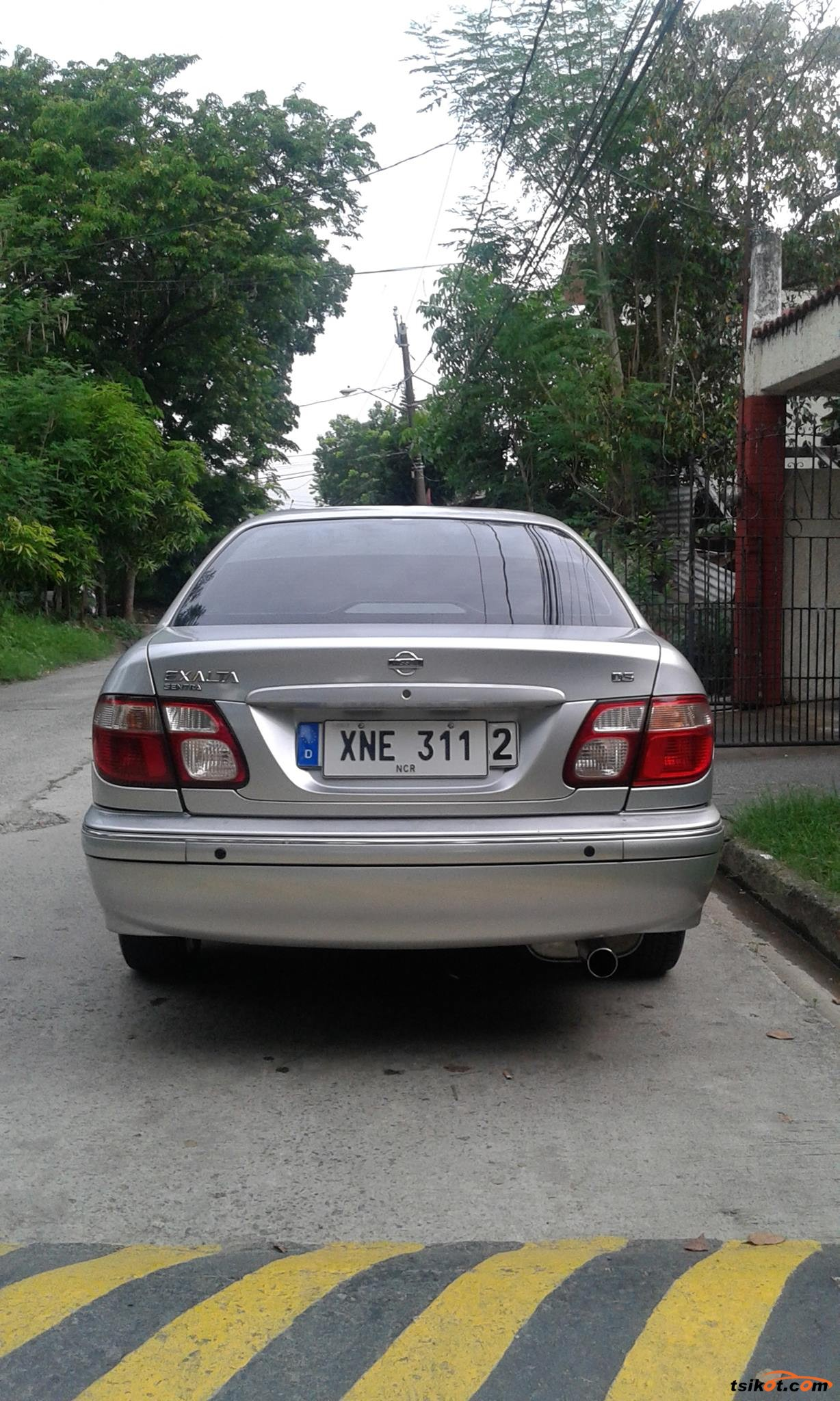 Nissan Sentra 2004 - 2