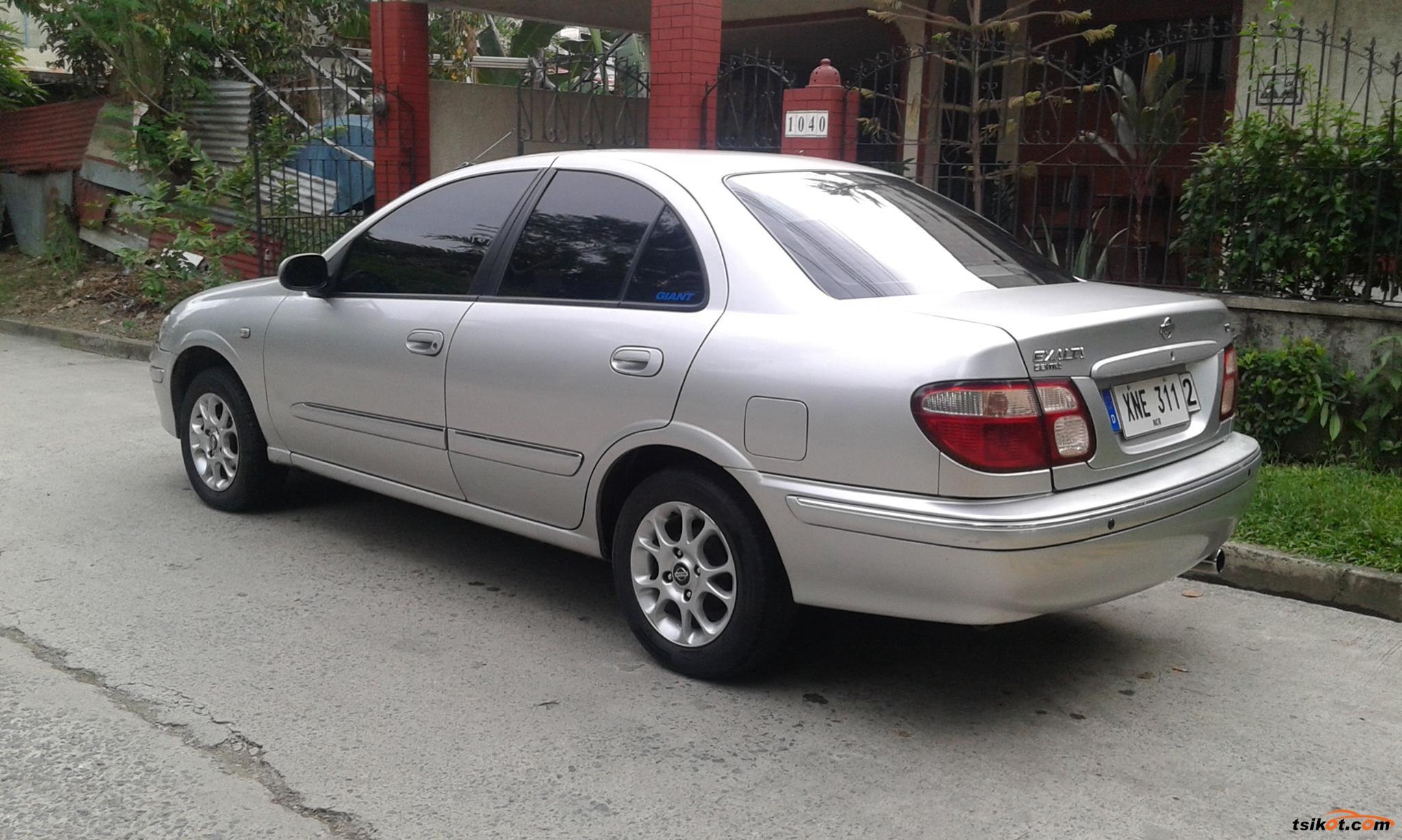 Nissan Sentra 2004 - 3