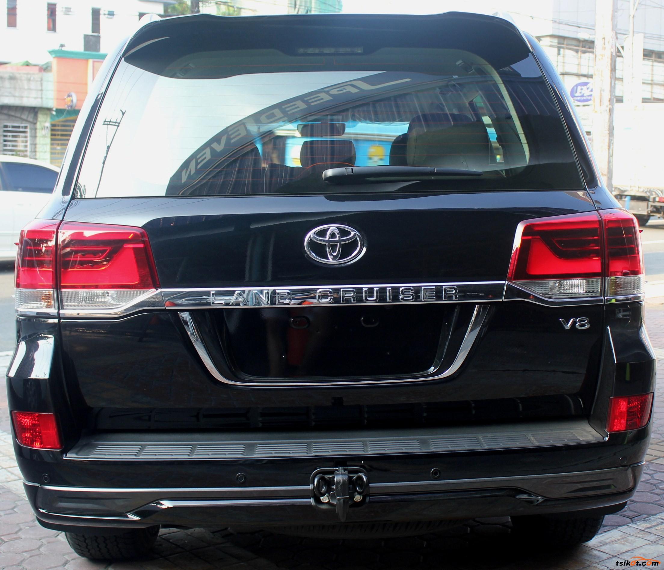 Toyota Land Cruiser 2017 - 3