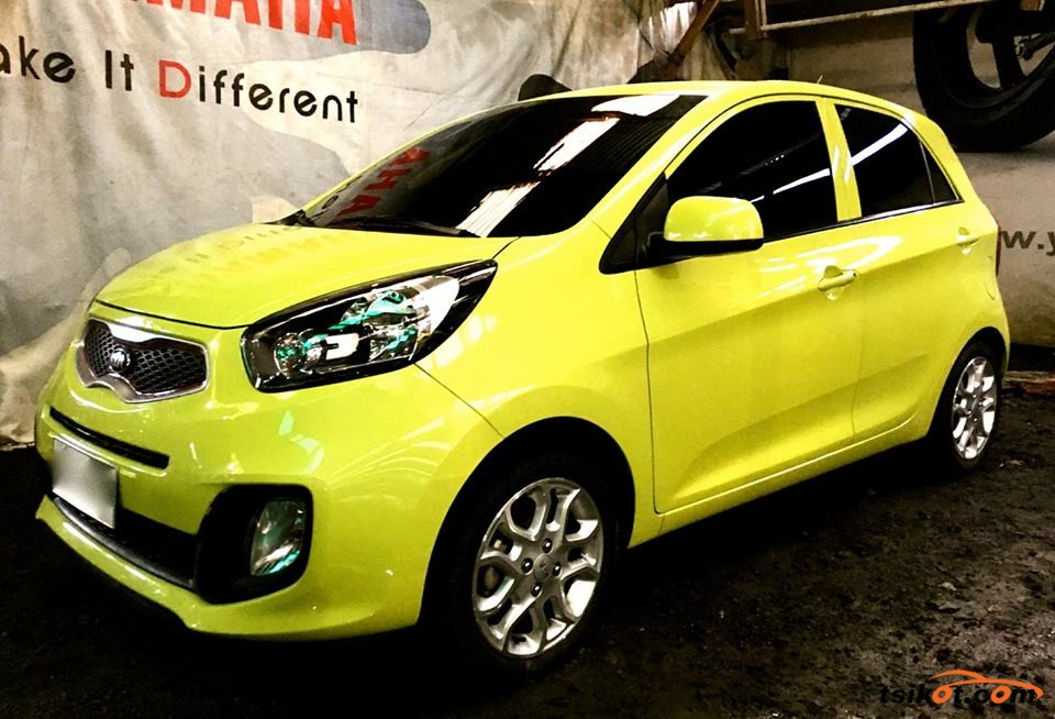 kia picanto 2015 car for sale central visayas philippines. Black Bedroom Furniture Sets. Home Design Ideas