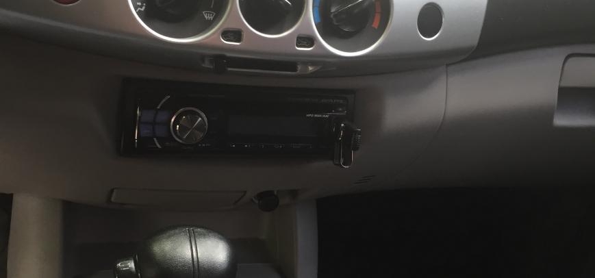 Mitsubishi Strada 2012 - 7