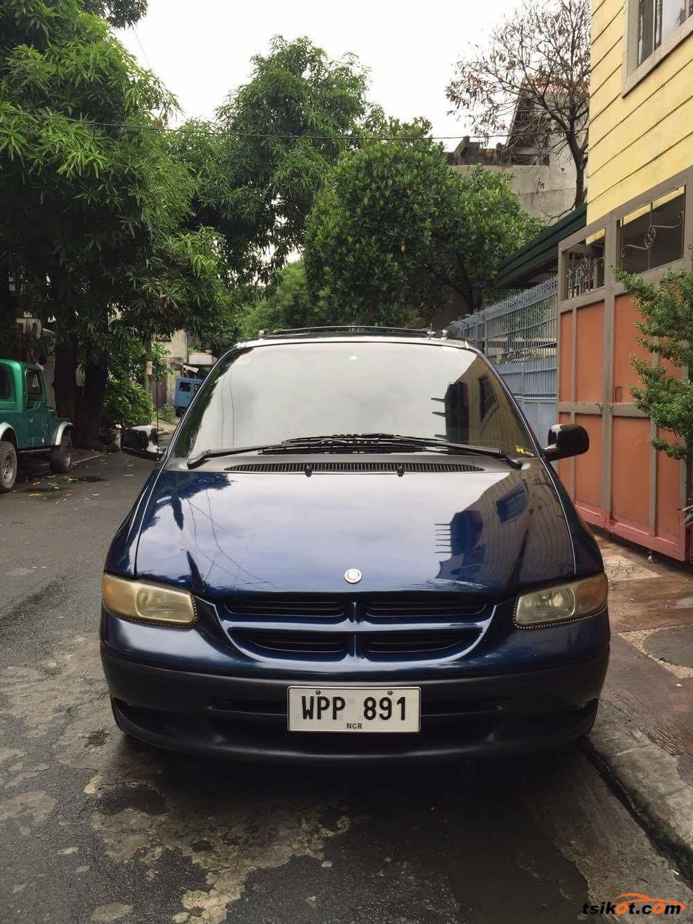 Chrysler Voyager 2000 - 2