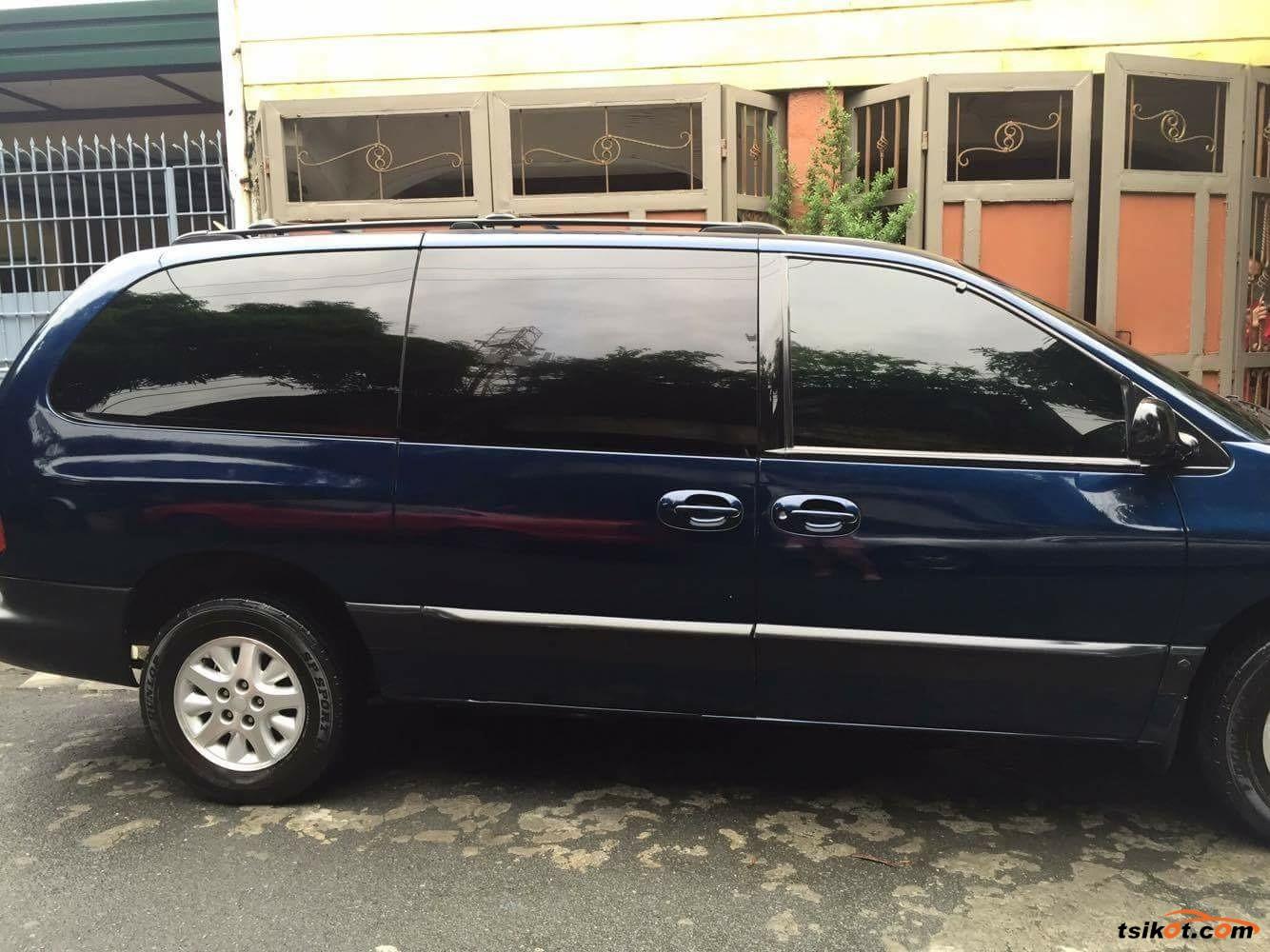 Chrysler Voyager 2000 - 3