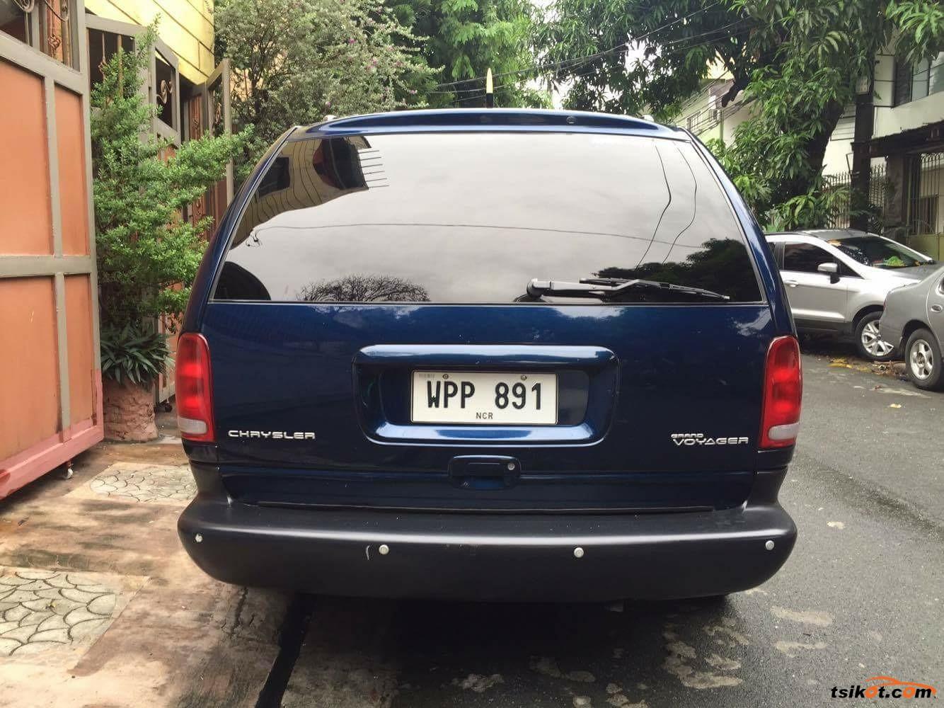 Chrysler Voyager 2000 - 5