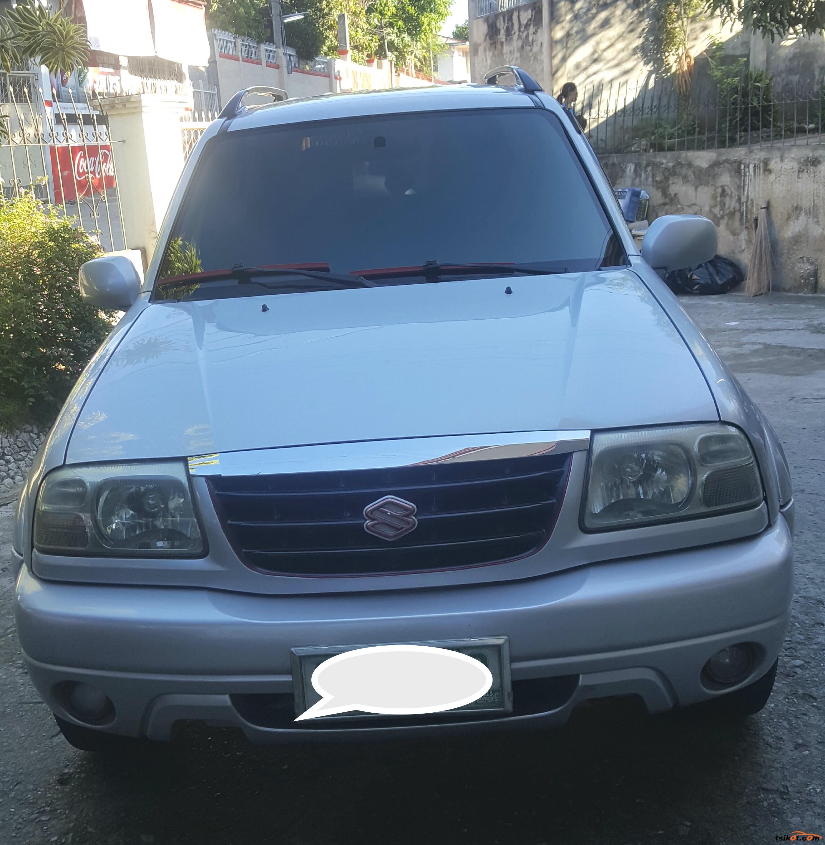 Suzuki Grand Vitara 2004 - 8