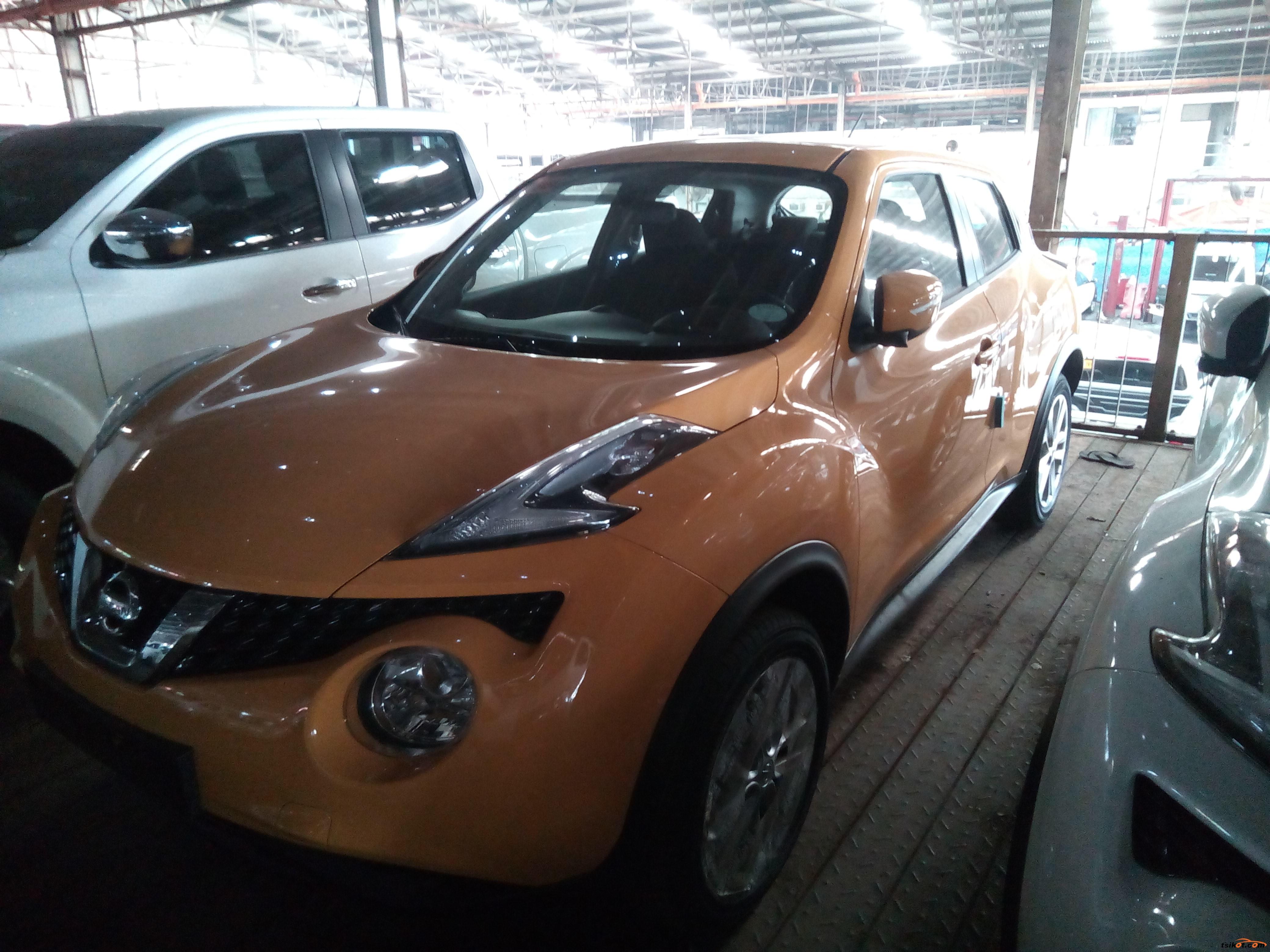 Nissan Juke 2012 - 1