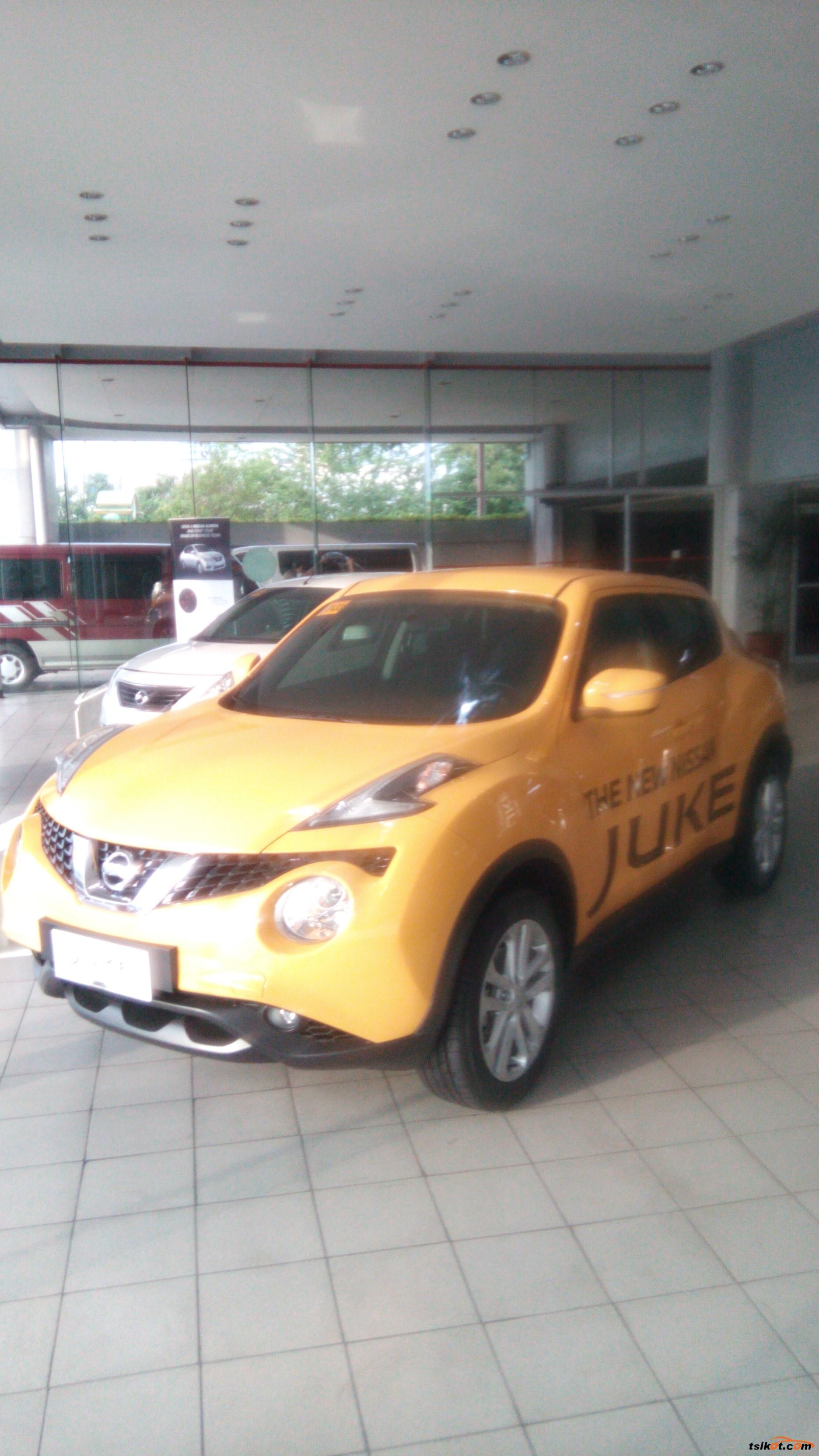 Nissan Juke 2012 - 2