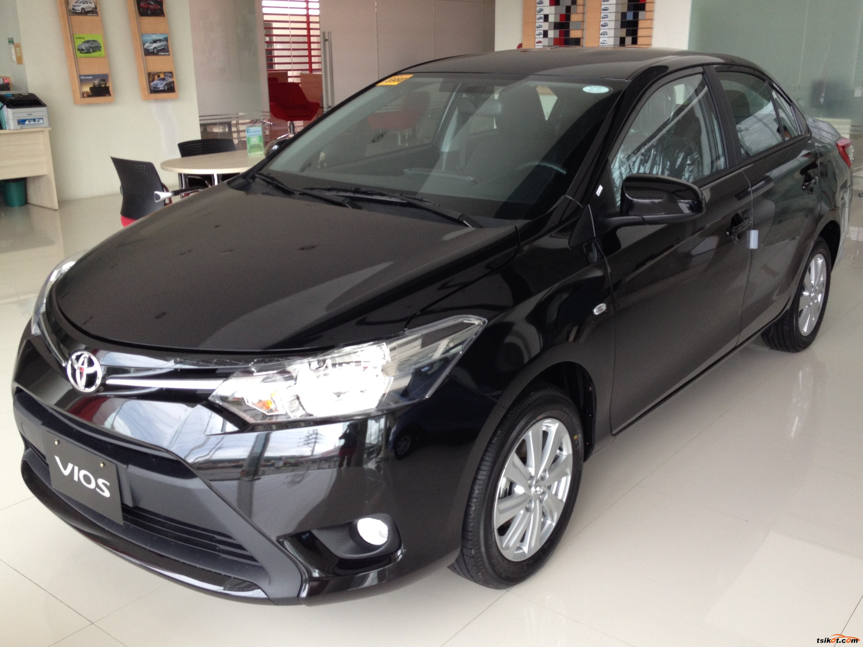 toyota vios 2016 car for sale central luzon philippines. Black Bedroom Furniture Sets. Home Design Ideas