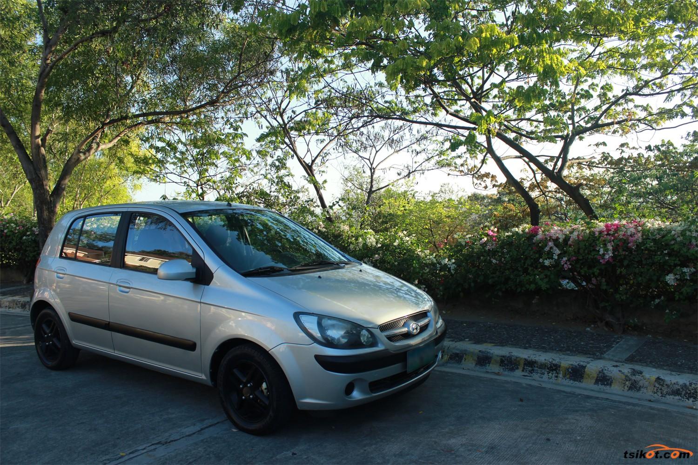 Hyundai Getz 2008 - 3