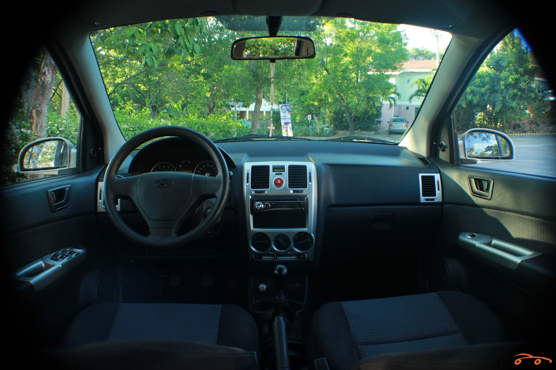 Hyundai Getz 2008 - 2
