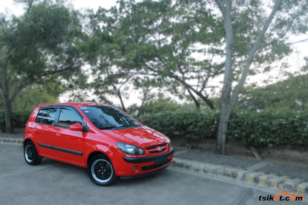 Hyundai Getz 2006 - 2