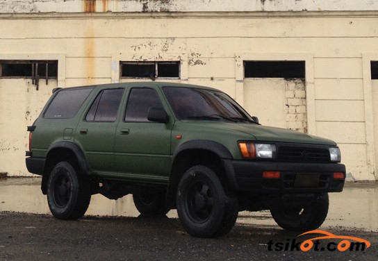 Toyota 4Runner 1998 - 3