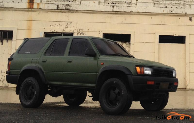 Toyota 4Runner 1998 - 1