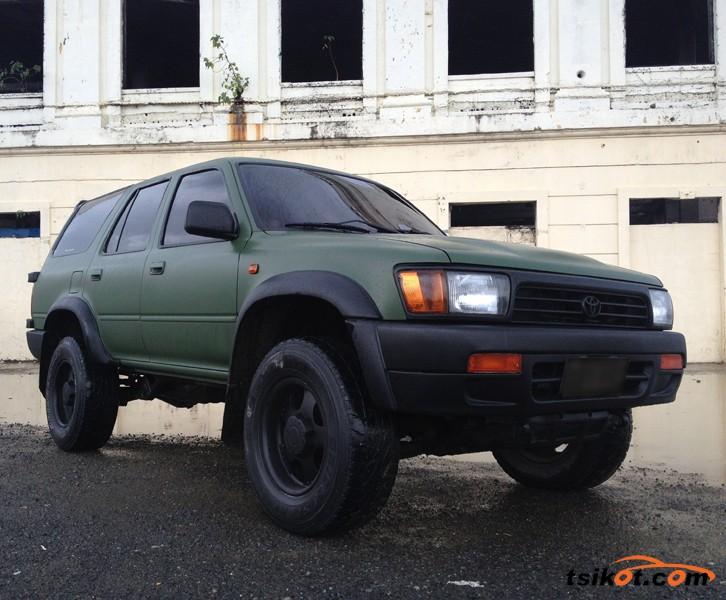 Toyota 4Runner 1998 - 5