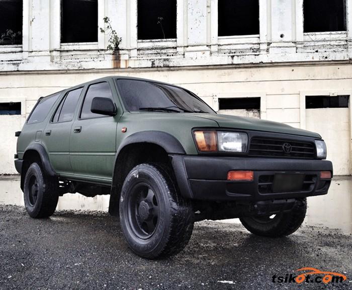 Toyota 4Runner 1998 - 6
