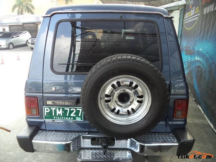 Mitsubishi Pajero 1989 - 3