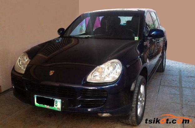 Porsche Cayenne 2006 - 3