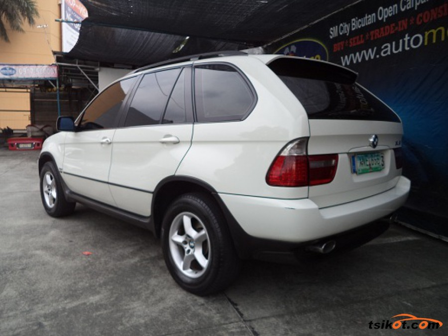 Bmw X5 2004 - 3
