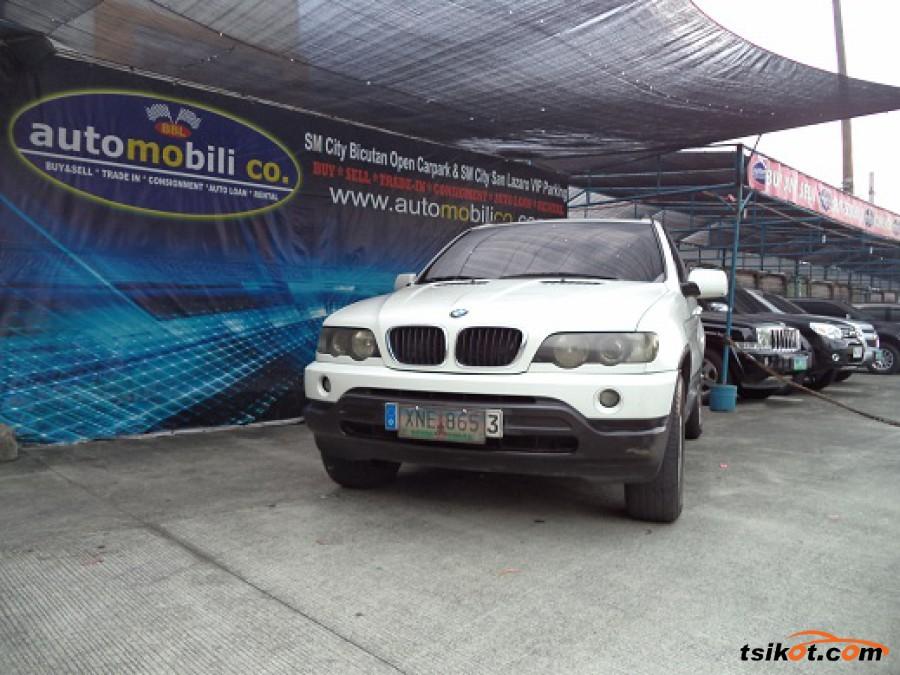 Bmw X5 2004 - 4