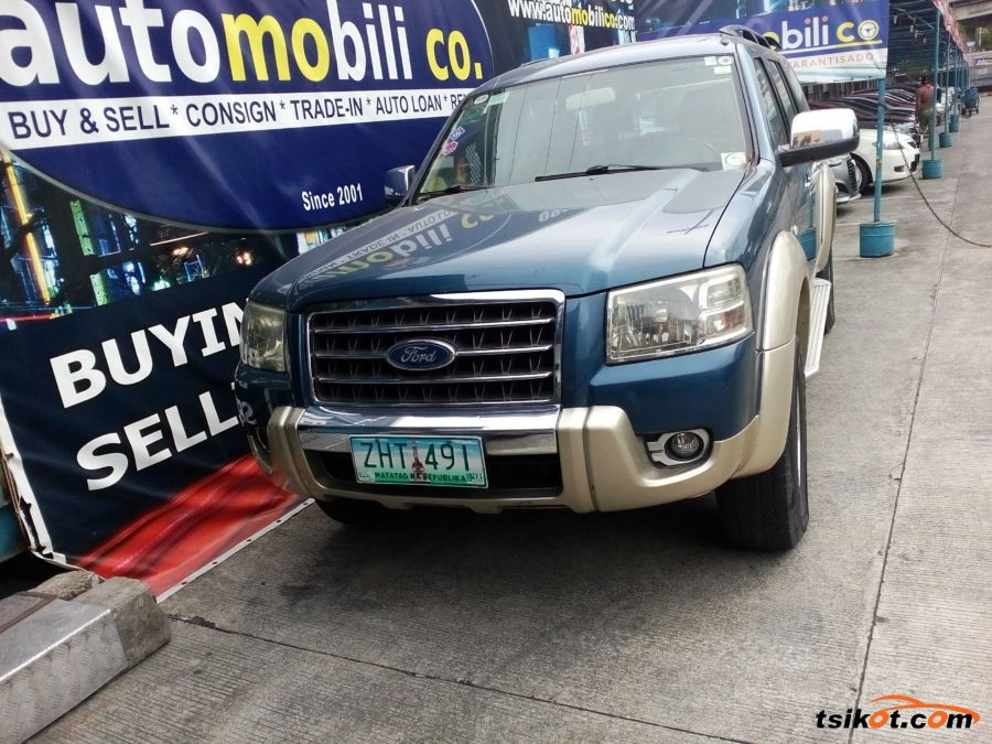 Ford Everest 2007 - 6