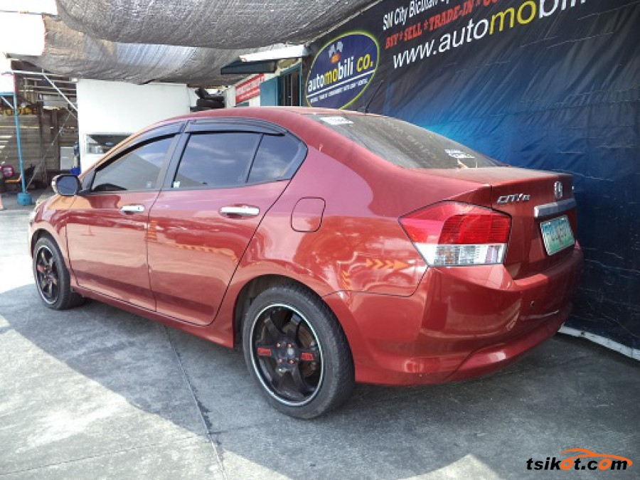 Honda City 2011 - 3