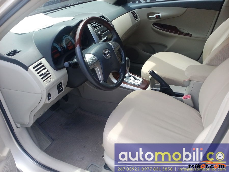 Toyota Corolla 2011 - 2
