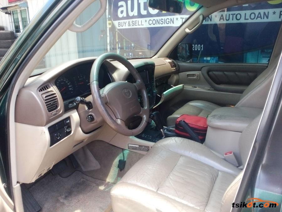 Toyota Land Cruiser 1998 - 2