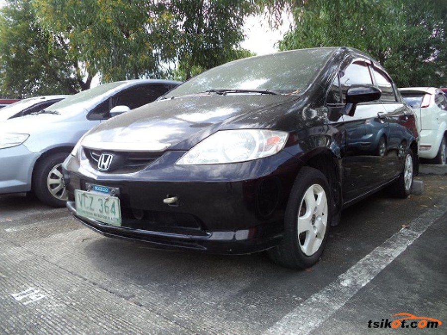 Honda City 2004 - 4