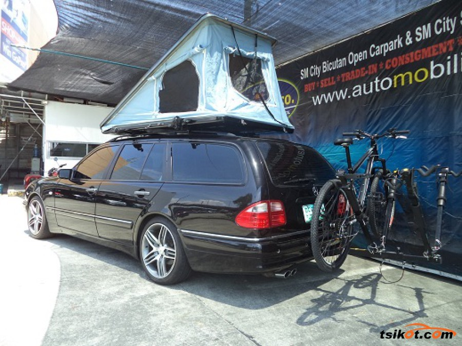Mercedes-Benz E420 1998 - 3