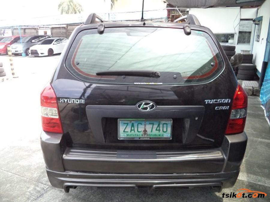 Hyundai Tucson 2005 - 3