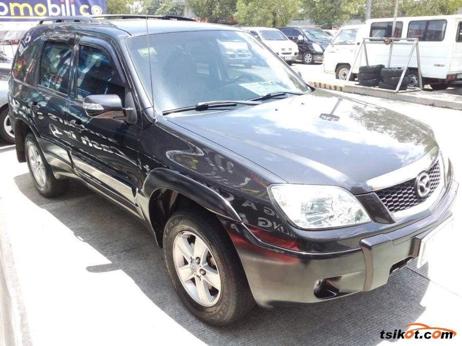 Mazda Tribute 2009 - 3