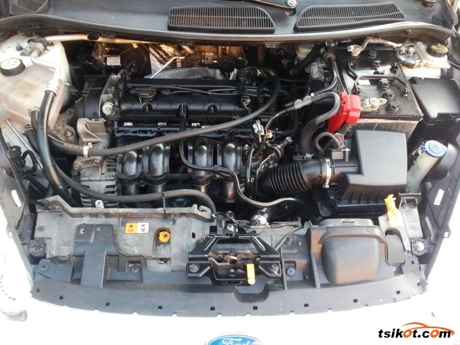 Ford Fiesta 2013 - 1