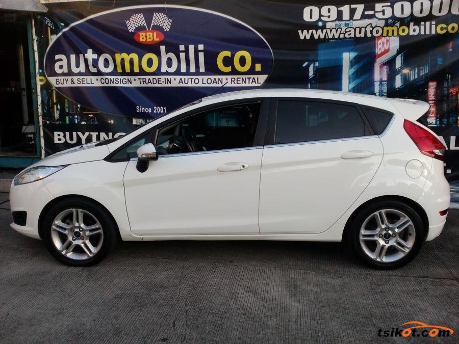 Ford Fiesta 2013 - 4
