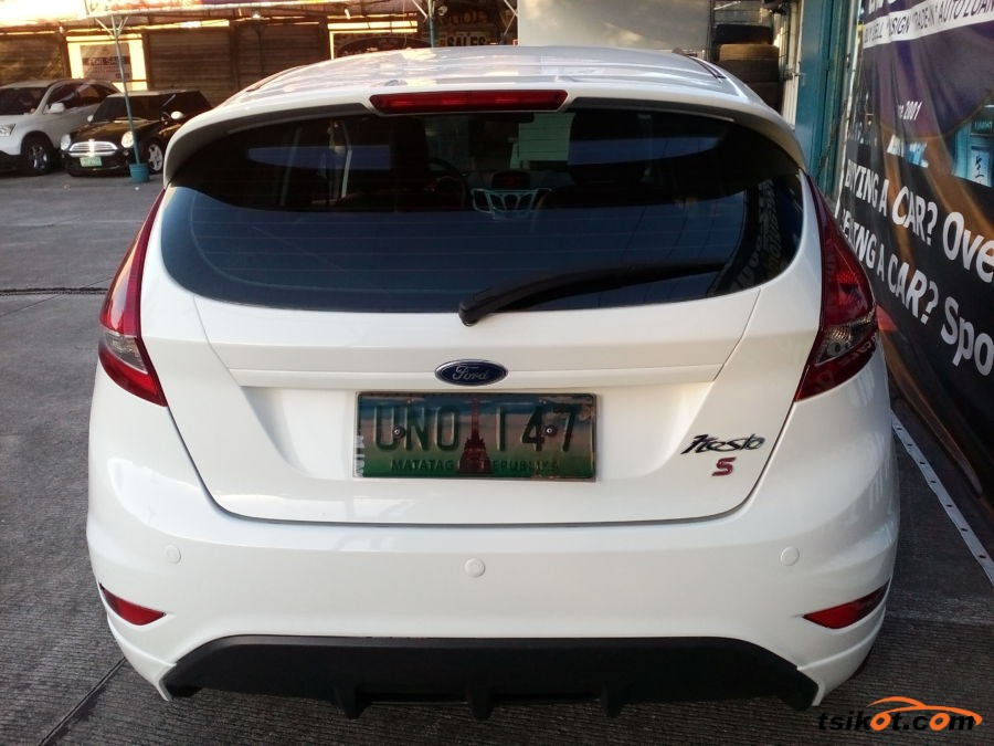 Ford Fiesta 2013 - 5