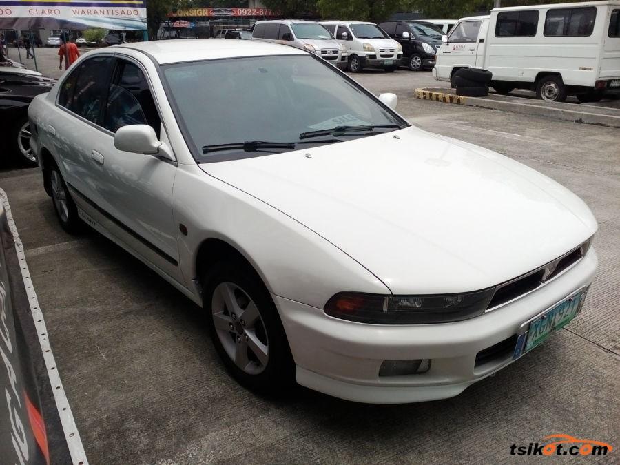 Mitsubishi Galant 2001 - 2